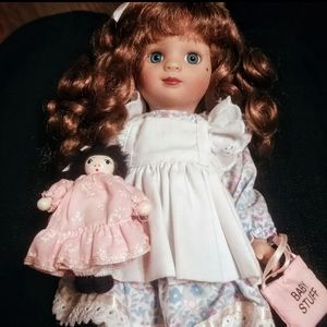 Other - Collectible Baby Stuff Doll